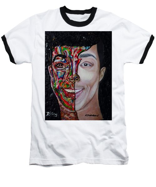 The Artist Within Baseball T-Shirt