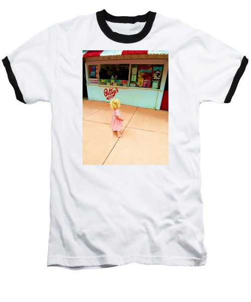 The Candy Store Baseball T-Shirt