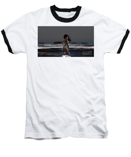 The Beach 4 Baseball T-Shirt