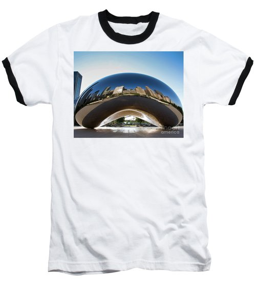 The Bean's Early Morning Reflections Baseball T-Shirt