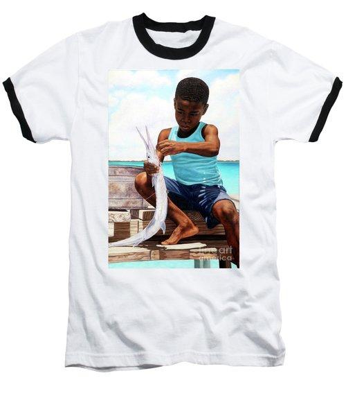 The Big Catch Baseball T-Shirt