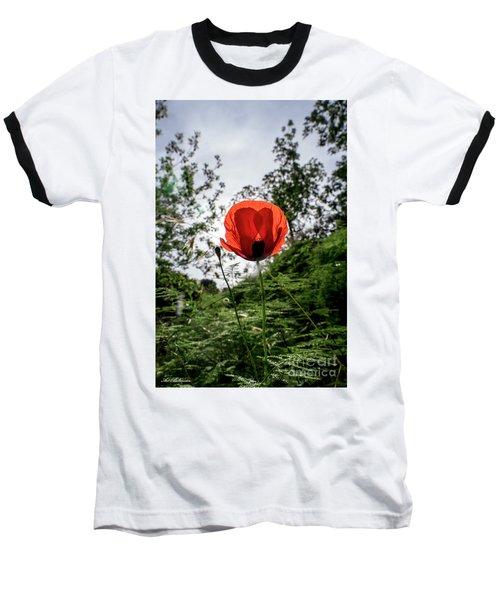 The Big Red 02 Baseball T-Shirt