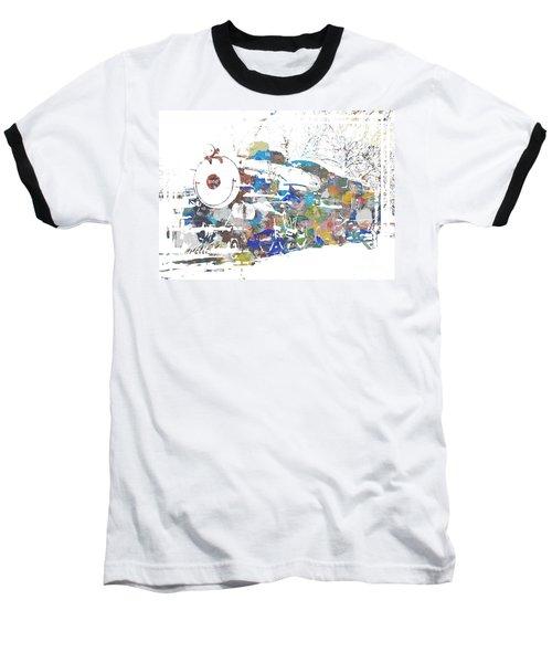 The Big Train Baseball T-Shirt