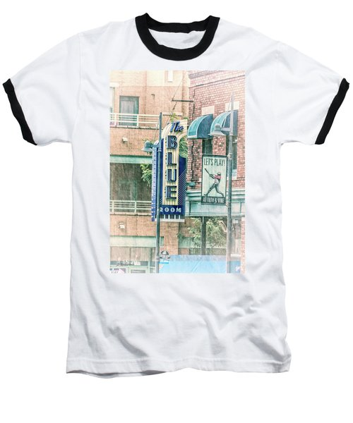 The Blue Room Baseball T-Shirt