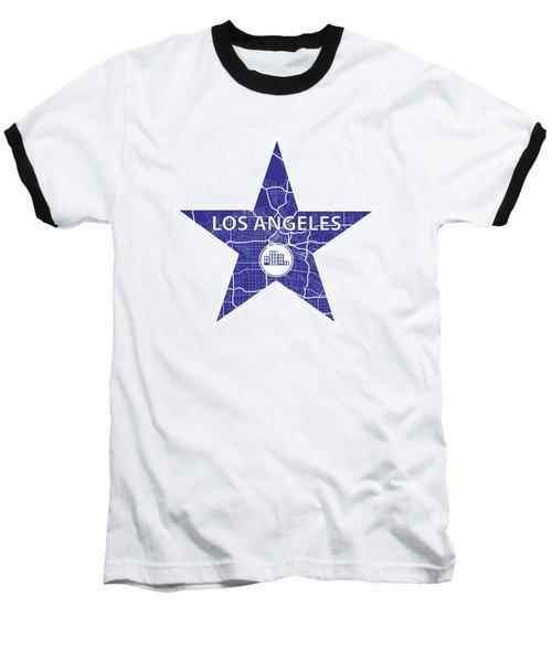 The Blueprint Baseball T-Shirt by Alek Cummings