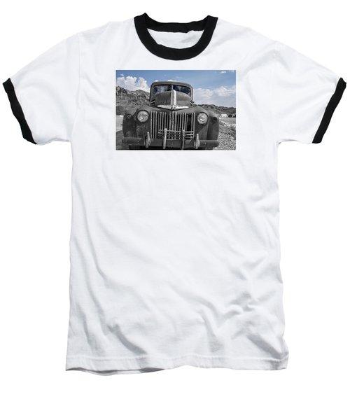 The Boss Baseball T-Shirt by Annette Berglund