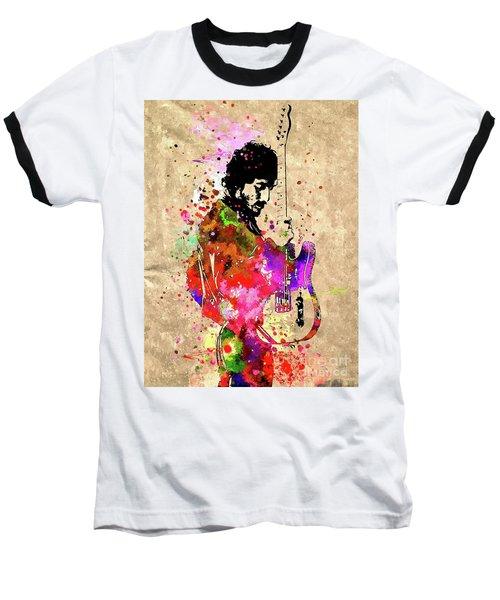 The Boss Grunge Baseball T-Shirt