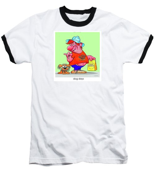 The Bozo Collection 4 Baseball T-Shirt