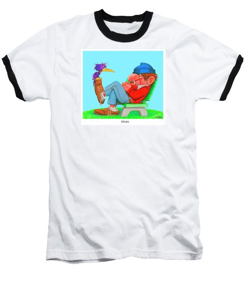 The Bozo Collecton 3 Baseball T-Shirt