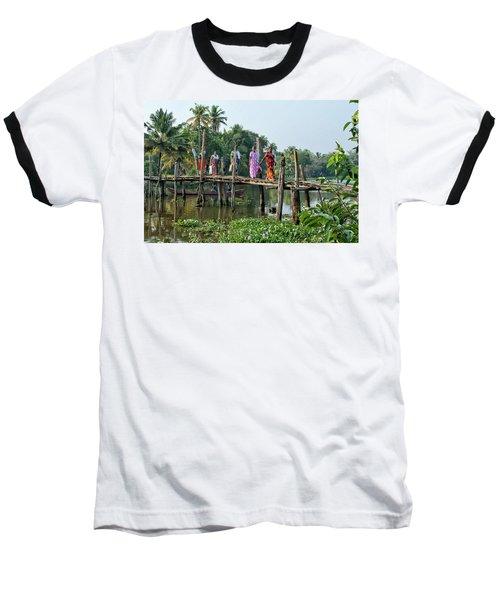 The Bridge Baseball T-Shirt