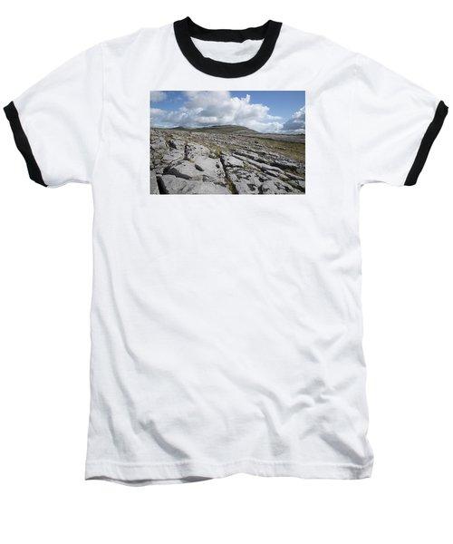 The Burren National Park Baseball T-Shirt
