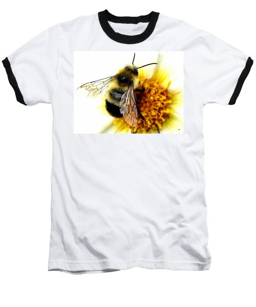 The Buzz Baseball T-Shirt