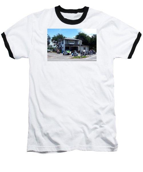 The Cabbage Patch Baseball T-Shirt by Melinda Saminski