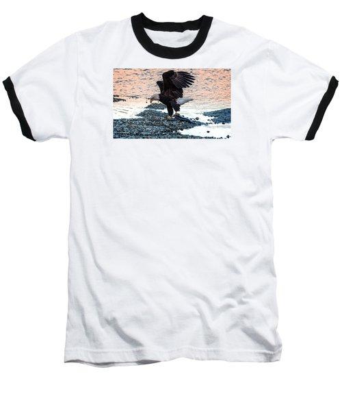 The Catch Baseball T-Shirt by Sabine Edrissi