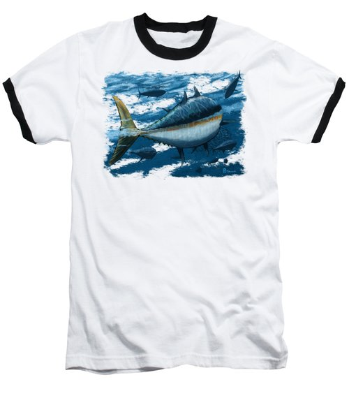 The Chase Baseball T-Shirt by Kevin Putman