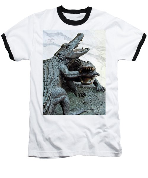 The Chomp Baseball T-Shirt
