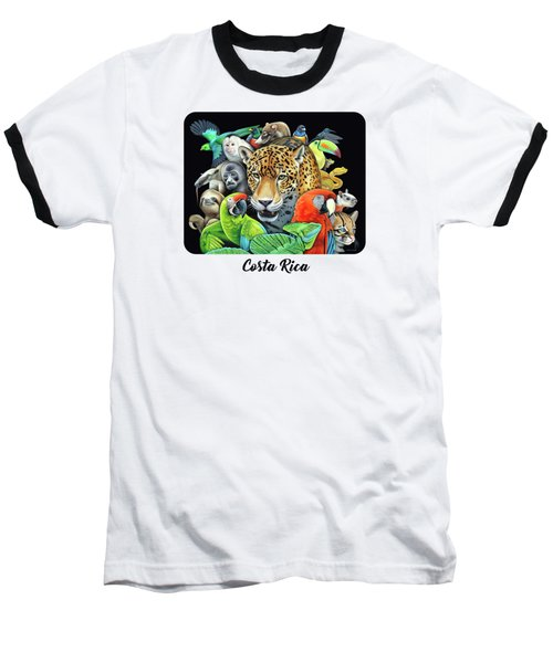 The Circle Of Life Baseball T-Shirt