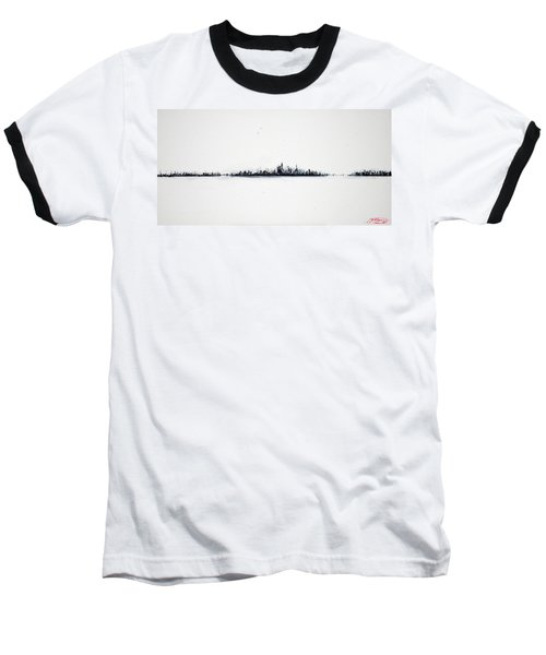 The City New York Baseball T-Shirt