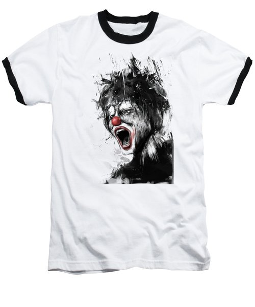 The Clown Baseball T-Shirt
