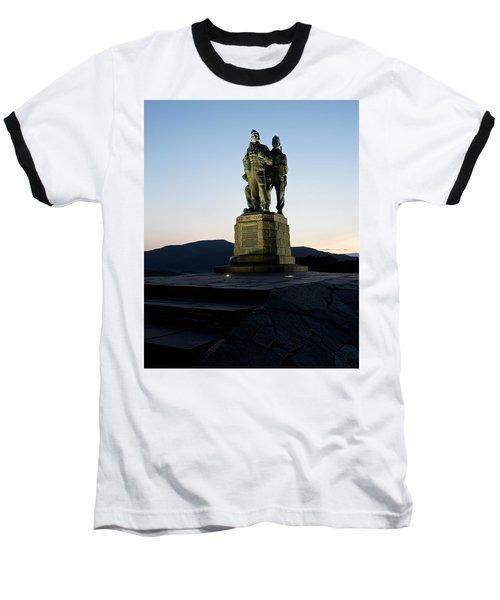 The Commando Memorial Baseball T-Shirt