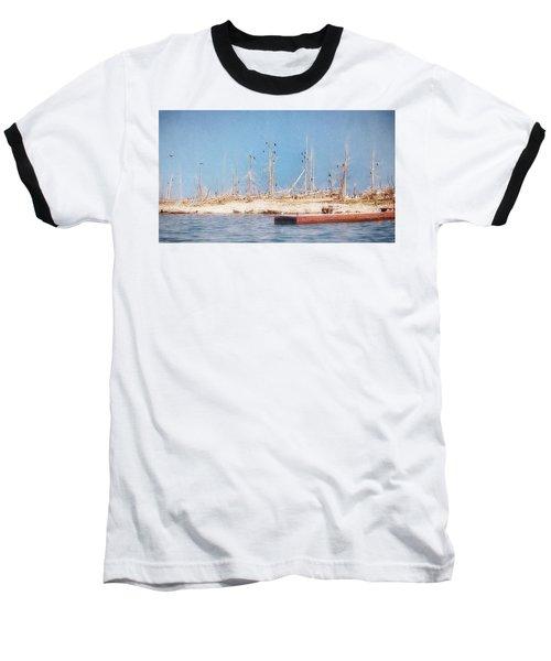 The Cormorants At Deaths Door Baseball T-Shirt