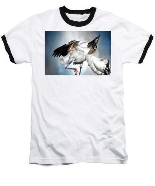 The Courtship Dance Baseball T-Shirt