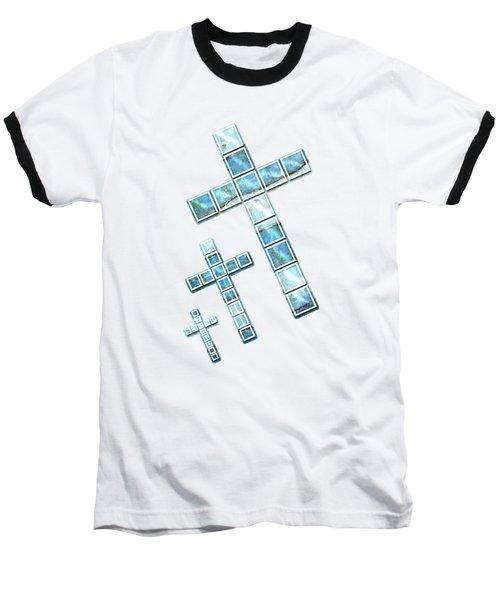 The Cross Speaks Of You Baseball T-Shirt