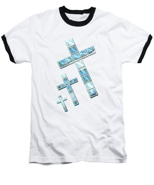 The Cross Speaks Of You Baseball T-Shirt
