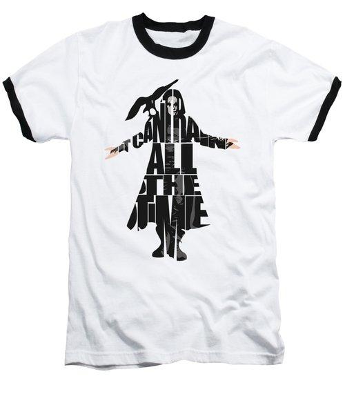 The Crow Baseball T-Shirt