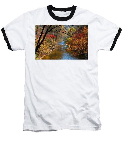 The Dan River Baseball T-Shirt by Kathryn Meyer