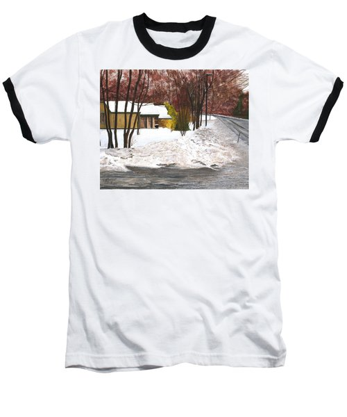 The Day After Baseball T-Shirt
