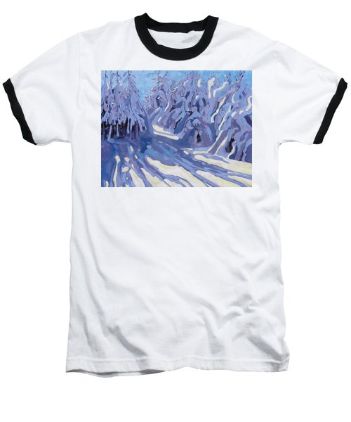 The Day After The Storm Baseball T-Shirt