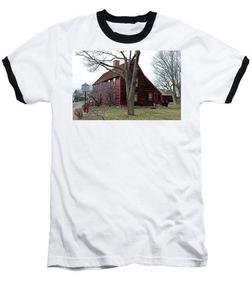 The Deane Winthrop House Baseball T-Shirt