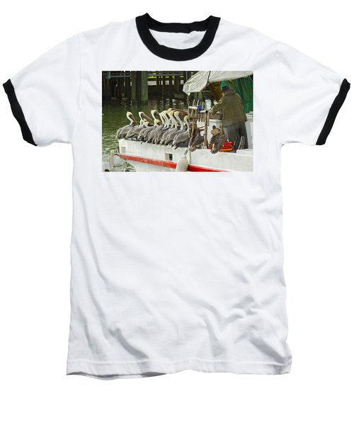 The Diner Baseball T-Shirt