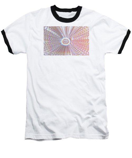 The Divine Light   Baseball T-Shirt by Manjot Singh Sachdeva