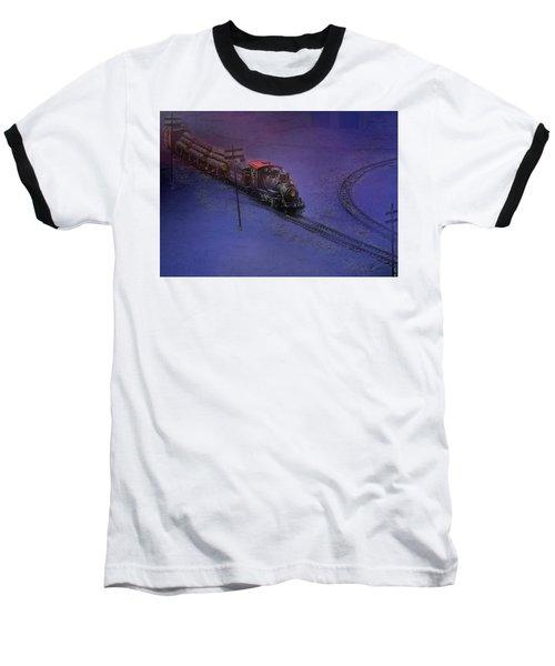 The Early Train Baseball T-Shirt