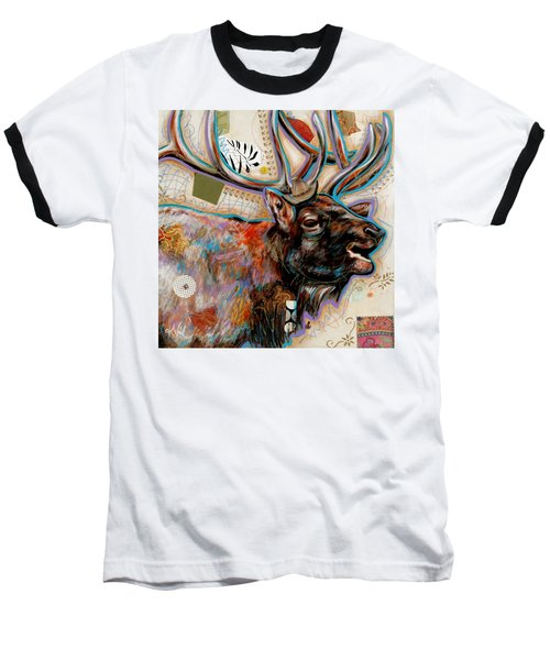 The Elk Baseball T-Shirt