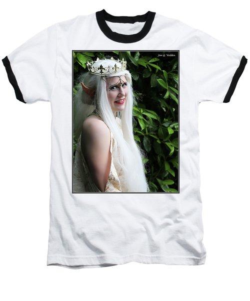 The Elven Queen Baseball T-Shirt