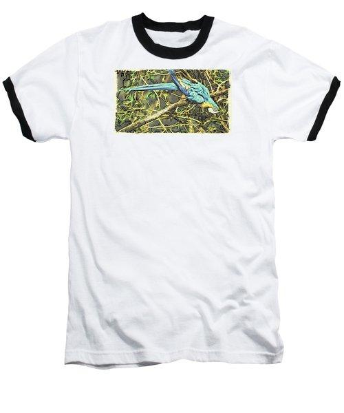 The Enchanted Jungle Baseball T-Shirt