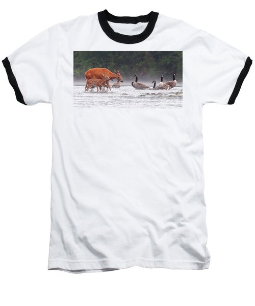 The Encounter Baseball T-Shirt
