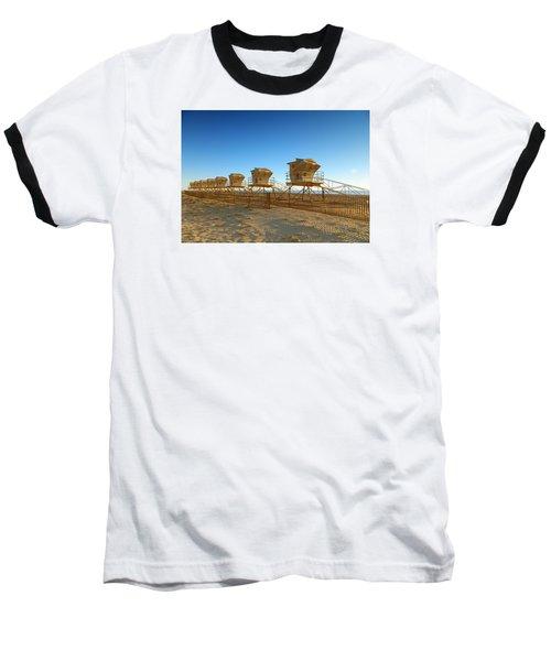 The End Of Summer Baseball T-Shirt
