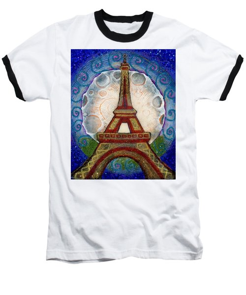 The Evening Of A Ready-wish Upon A Parisian High Point Baseball T-Shirt
