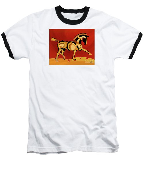 The Extension Of Equus Baseball T-Shirt