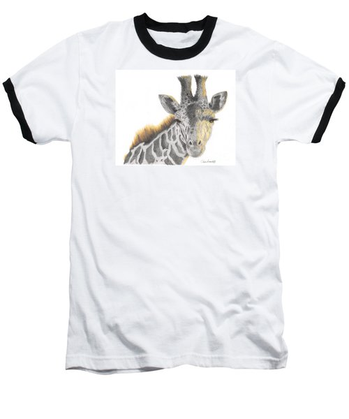 The Eyes Have It Baseball T-Shirt by Phyllis Howard
