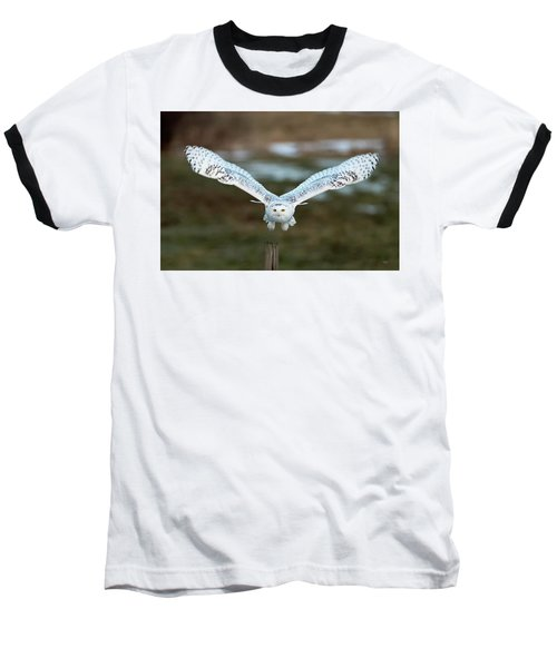 The Eyes Of Intent Baseball T-Shirt