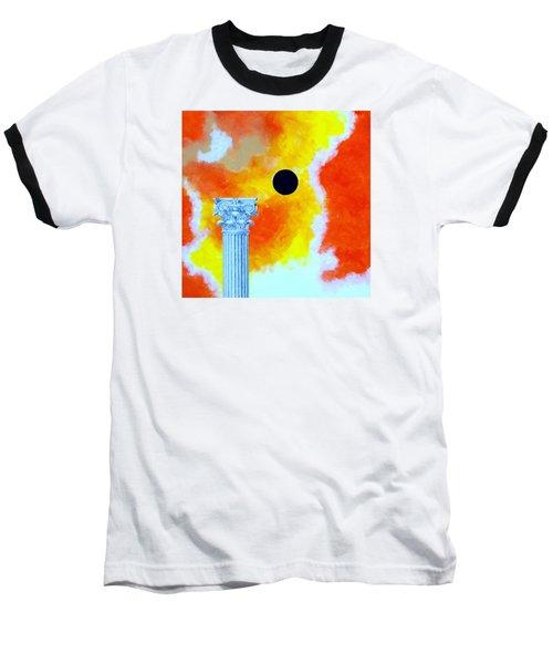 The Fall Of Rome Baseball T-Shirt
