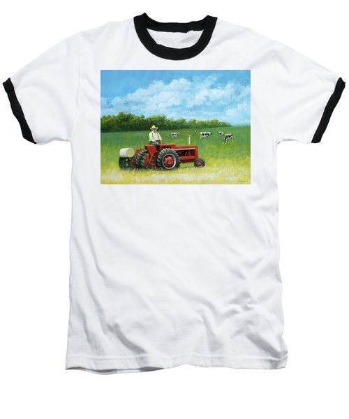 The Farmer Baseball T-Shirt