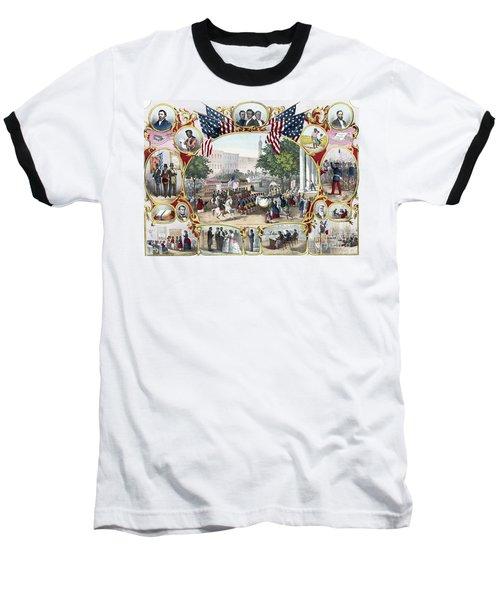 The Fifteenth Amendment Baseball T-Shirt