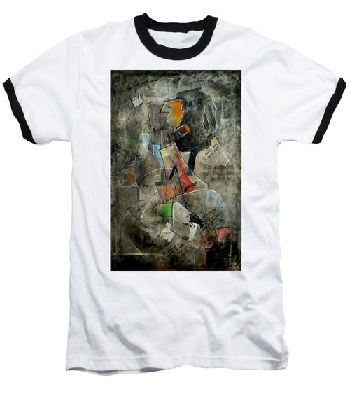 The Fine Line Baseball T-Shirt