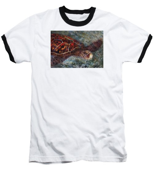 The First Honu Baseball T-Shirt